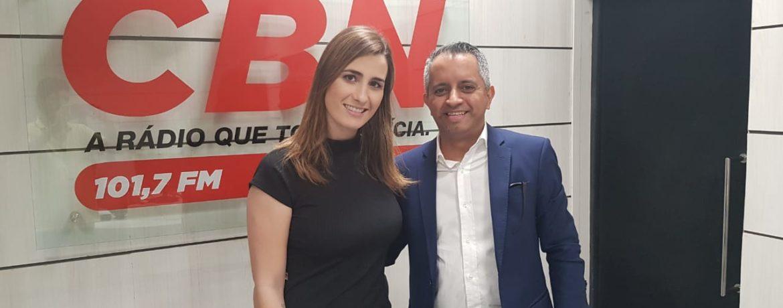 Patricia Rocha e Paulo Junior